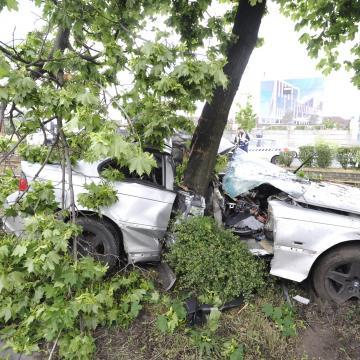 Halálos baleset történt Dabas közelében
