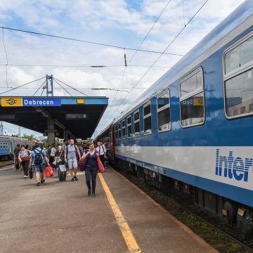 Hétfőtől ismét járnak a vonatok Debrecen és Balmazújváros között