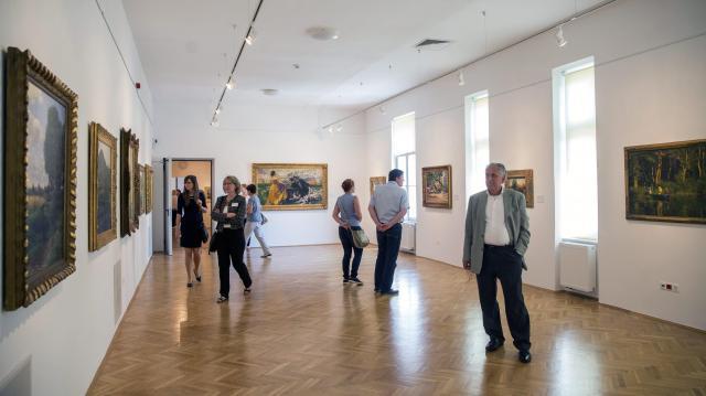 Kaliczka Patrícia festményeiből nyílik kiállítás Hódmezővásárhelyen