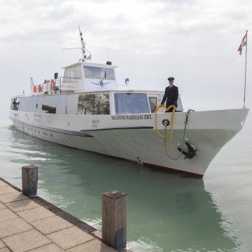 Komoly forrásokra van szüksége a balatoni hajózásnak