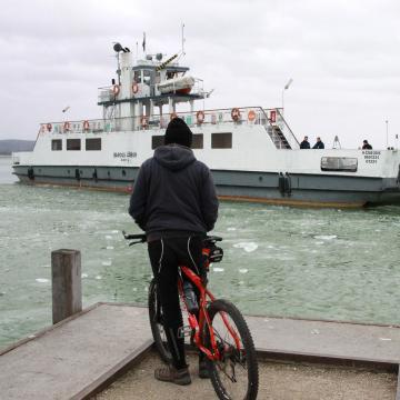 Már az őszi menetrend szerint közlekednek a balatoni hajók és kompok
