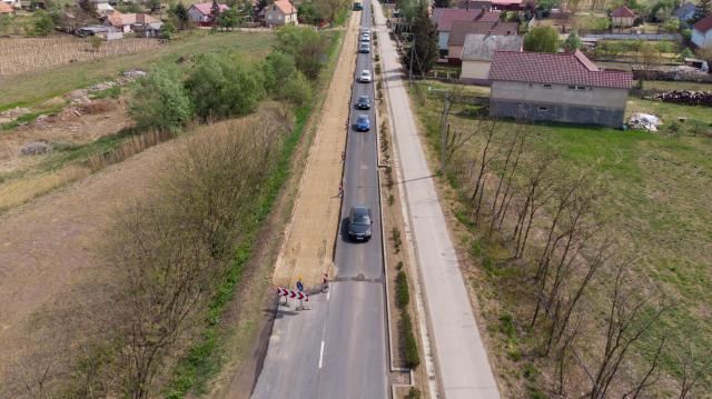 Megújul a Komlón átvezető főút