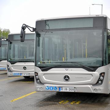 Októbertől volánbuszok váltják a helyközi járatokat