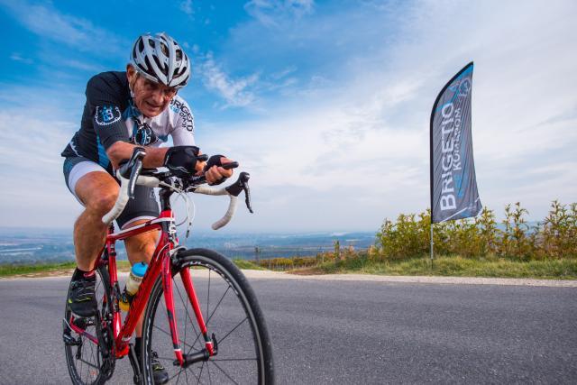 Országos kerékpárverseny Komáromban