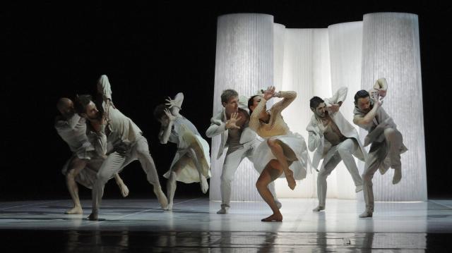 Sikert aratott a Szegedi Kortárs Balett Plovdivban