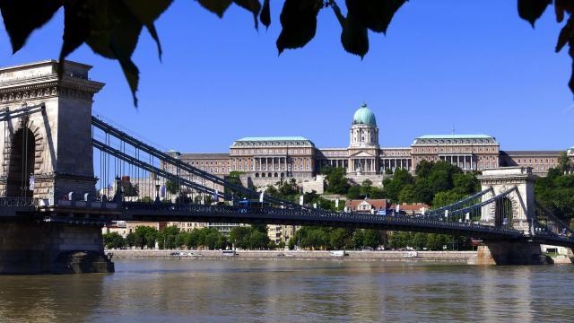 Több fővárosi hidat is lemosnak a héten