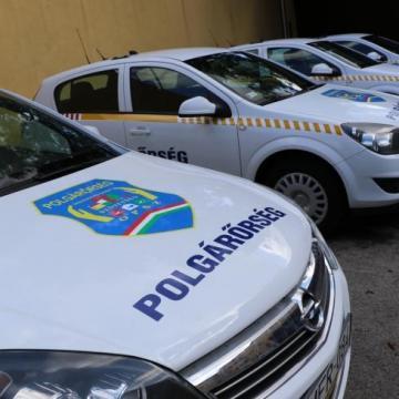 Újabb jármúűveket kaptak a polgárőrök