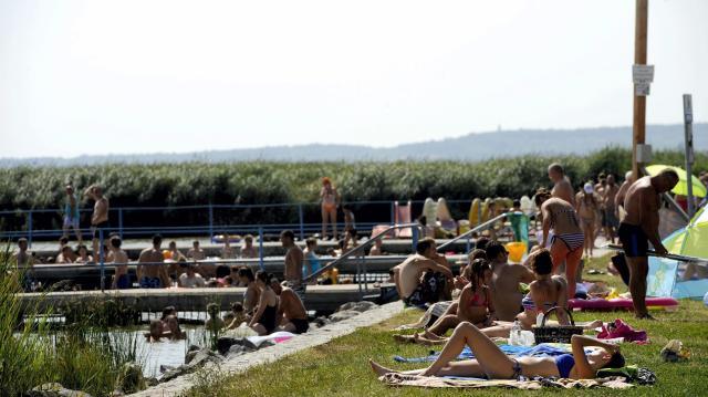 A következő években megújulnak a velencei-tavi strandok