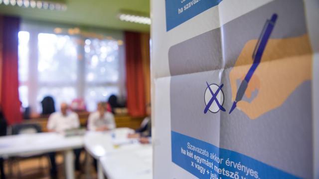 Csongrád megyében több mint 160 ezren szavaztak 18:30-ig