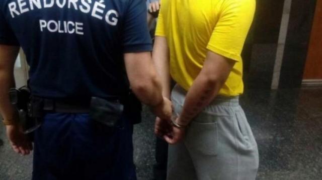 Benzinkutat rabolt ki, elfogták