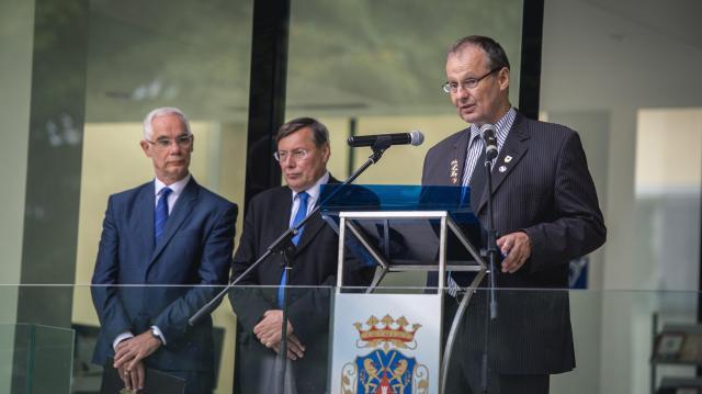 Vass Péter Szigetvár polgármestere