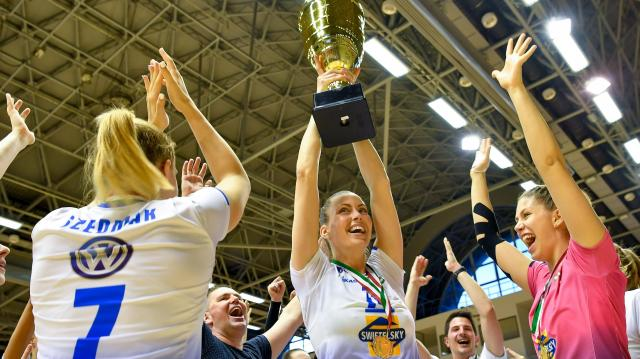 Fiatal játékosokkal vág neki a szezonnak a Békéscsaba női röplabdacsapata