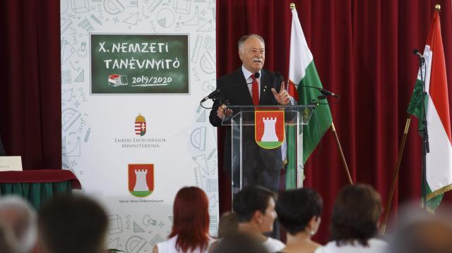 Kondora István (FIDESZ-KDNP) Sárvár polgármestere