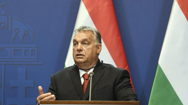 Orbán Viktor Gödöllőre látogatott