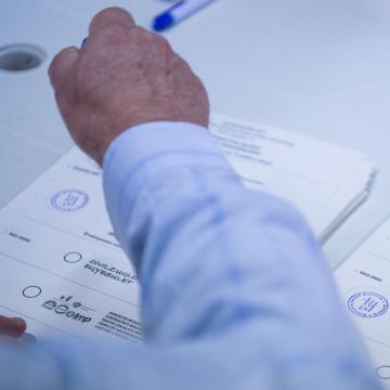 Majdnem 180 ezren szavaztak Bács-Kiskun megyében 18:30-ig