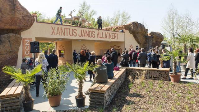 Az Opus Global érdekkörébe tartozó cég fejlesztheti a győri állatkertet
