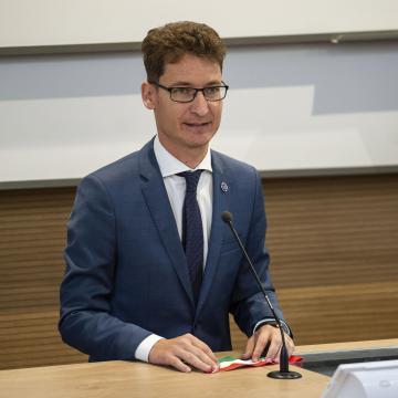 Cser-Palkovics András lett Székesfehérvár polgármestere