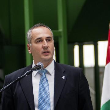 Árvay István (FIDESZ-KDNP) Mosonmagyaróvár polgármestere