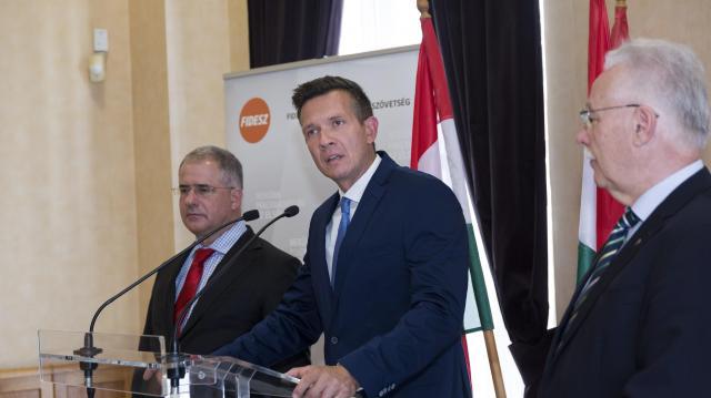 Farkas Ciprián (FIDESZ-KDNP) Sopron polgármestere