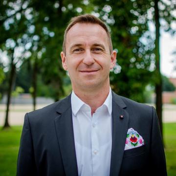 Filvig Géza lett Kalocsa polgármestere
