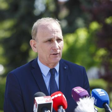 Gémesi György Gödöllő polgármestere