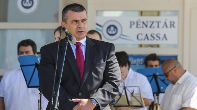 Lengyel Róbert Siófok polgármestere