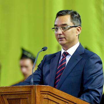 Papp László (FIDESZ-KDNP) Debrecen polgármestere