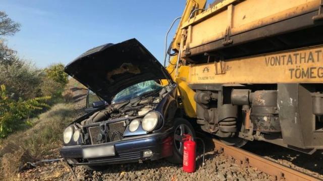 Halálos vasúti baleset történt