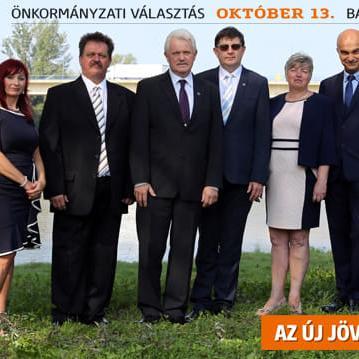 Koós Csaba Tibor (FIDESZ-KDNP) Barcs polgármestere