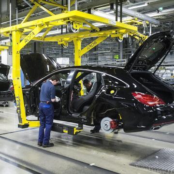 Leépítéseket kezd a Brose német autóipari beszállító
