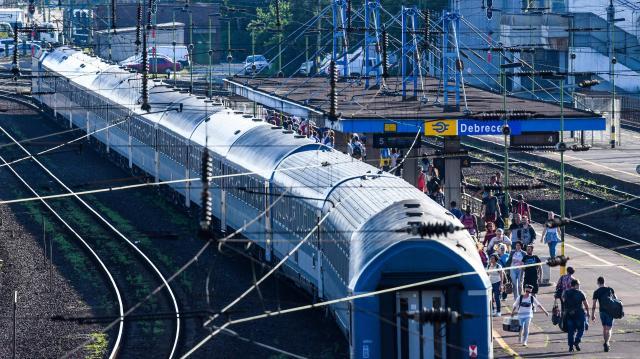Modernizálják a debreceni vasútvonalakat