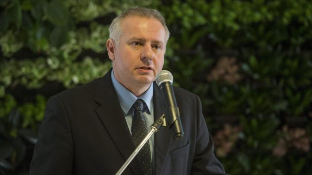 Péterffy Attila (Mindenki Pécsért Egyesület) Pécs polgármestere