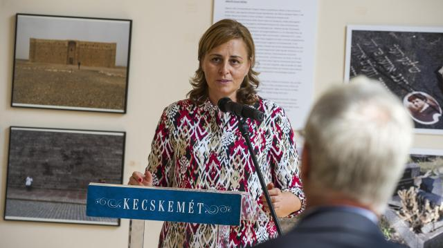 Szemereyné Pataki Klaudia (FIDESZ-KDNP) Kecskemét polgármestere