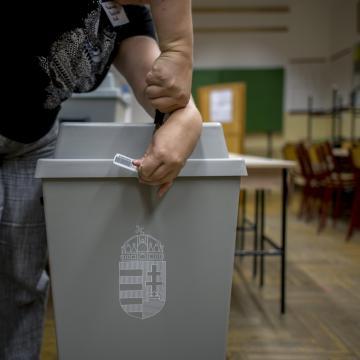 Visszaélés miatt újra kell szavazni Kisberényben