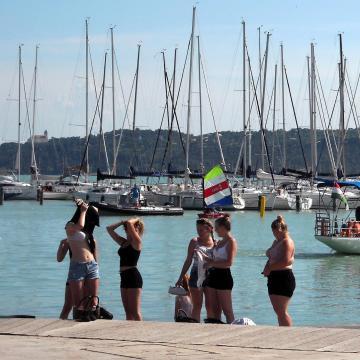 A Balatontourist idei árbevétele 8 százalékkal 2 milliárdra nő