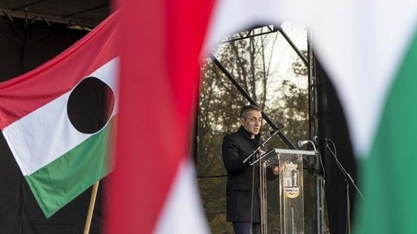 A mosonmagyaróvári sortűz 63. évfordulójára emlékeztek