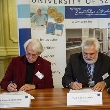 A nukleáris hulladékok könnyebb kezelését szolgáló eljárást dolgoznak ki Szegeden