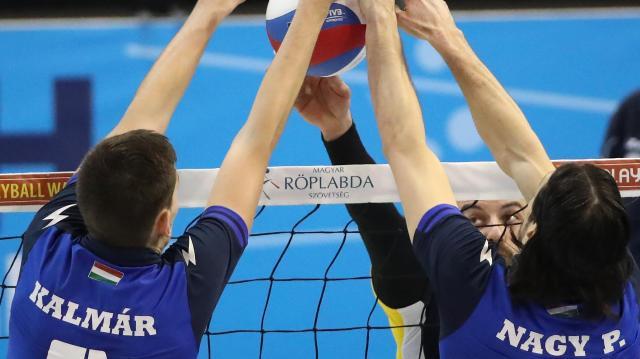Európai kupacsata előtt a kaposvári röplabdázók