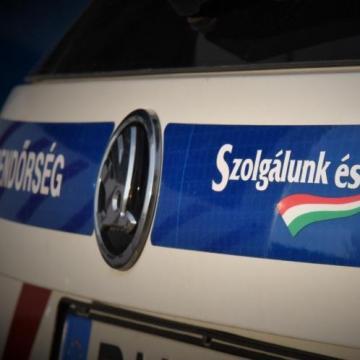 Halálos baleset történt Koroncó közelében