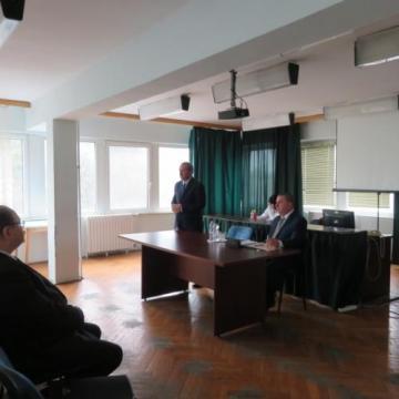 Járási közbiztonsági egyeztető fórum Siófokon