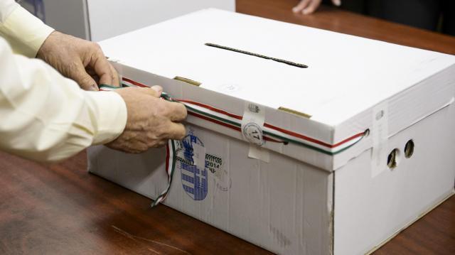 Újraszámlálták a szavazatokat Győrben
