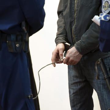 Bűnügyi felügyelet alatt lopott