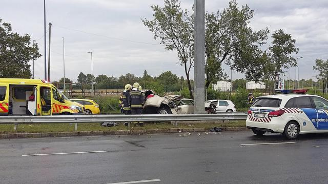Halálos közúti baleset történt Érden