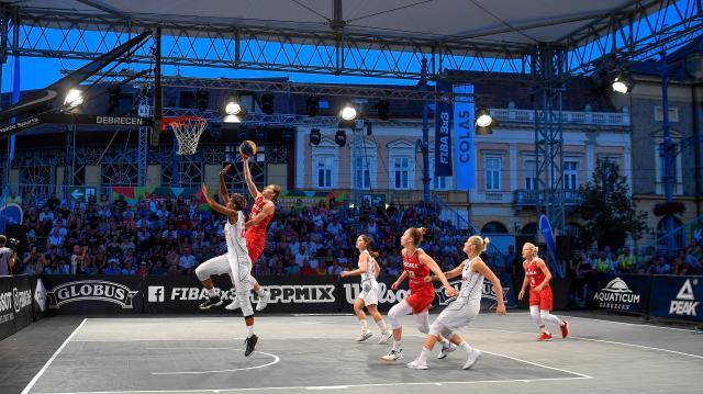 Jövőre Sopron rendezi az U20-as női kosárlabda Eb-t