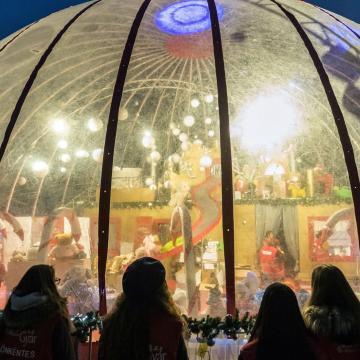 November 29-től várja az adományozókat a Mikulásgyár