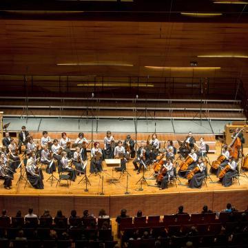 Szorosabbra fűzi együttműködését a Pannon Filharmonikusok zenekar és a PTE