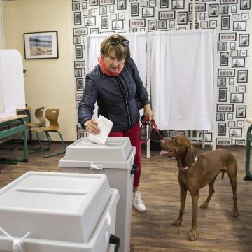 Tömeges lakcímbejelentés miatt ismételik meg a választást Várföldén