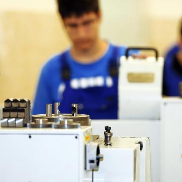 Új hálózati labor épül a debreceni Mechwart szakgimnáziumban