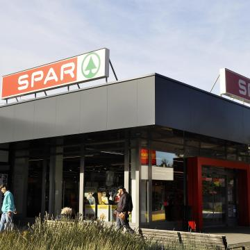 A Spar felújította három vidéki áruházát
