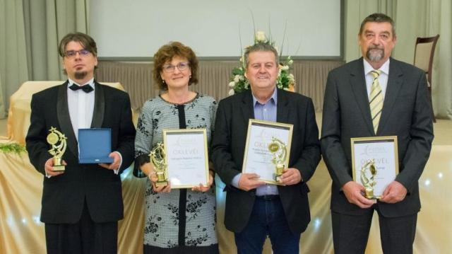 Átadták a megyei Prima- díjakat